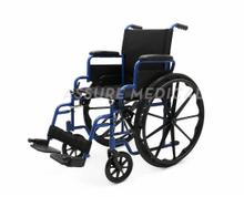 YJ-005 Steel Functional Manual Wheelchair