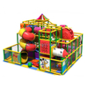 Commercial Colouful Theme Park Small Kids Indoor Playgrounds