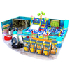 Electronic Children Used Indoor Playground Equipment for School