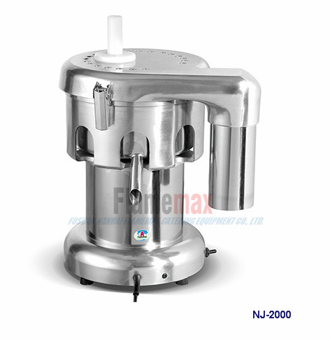 NJ-2000 Stainless steel Commercial juicer-Flamemax