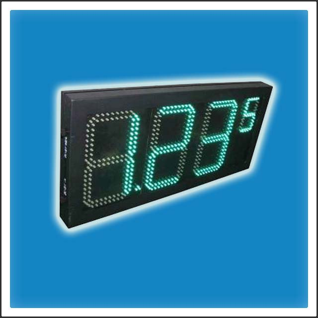 HTD-GP10 10 Inches Digit LED Gas Price Changer Sign