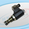SV12-23 Series (2-Way, 2-Position, Poppet Type, Normally Open) Reverse Flow De-energized