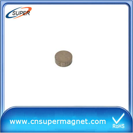 Wholesale D6*2mm Disc magnets SmCo