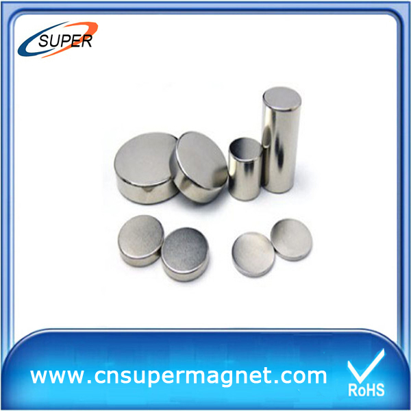 Promotional 4*2mm Permanent disc ndfeb magnets