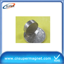 High Quality 12*3 SmCo magnet