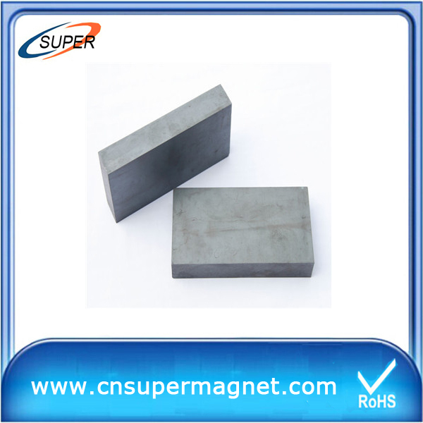25*18*4mm block types of ferrite magnetic