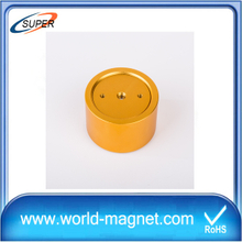 Silver Steel Stop Lock Magnetic Detacher
