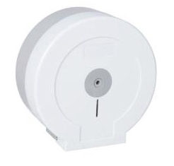 Single Jumbo Toilet Paper Dispenser used in stores KW-618