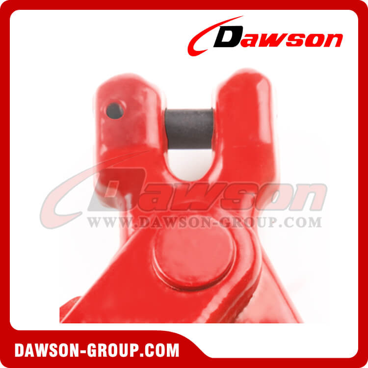 DS082 Grade 80 Clevis Self-Locking Safety Hooks - European Type - Dawson Group Ltd. - China Supplier