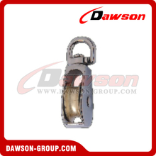Pulley Single Sheave Swivel Eye