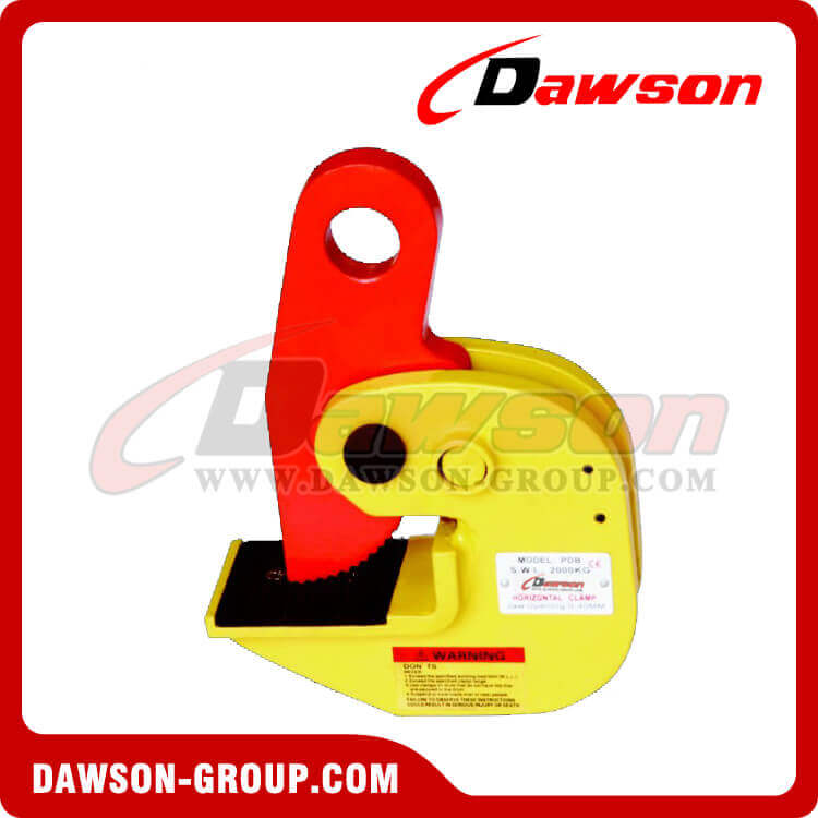 DS-PDB Horizontal Plate Clamp - lifting clamps - china manufacturer supplier - Dawson Group