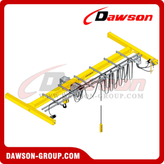 DIN/FEM Standard Electric Single Girder Crane for Lifting