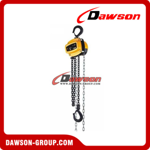 500kg - 10000kg Manual Chain Block for Lifting