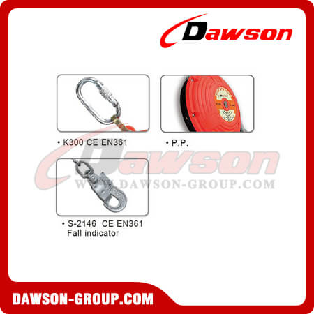DSHB-6N Retractable Lifeline - China Factory