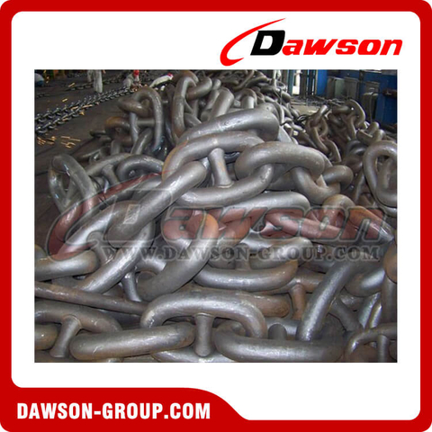 76mm U2 U3 Stud Link Anchor Chain
