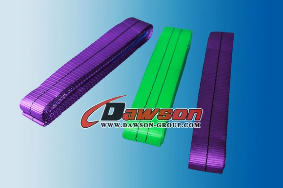Endless Type Polyester Webbing Slings - EN 1492-1