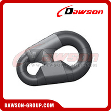 C Type Pear Shaped Detachable Connecting Link for Marine Anchor Chain