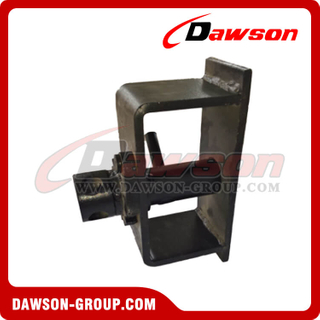 Cable Winches - Left Hand - Flatbed Truck Winches for Cargo Lashing Straps