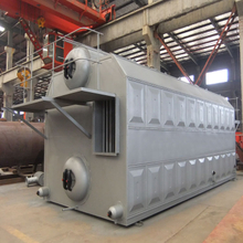 Hot Sales Double Drum Vertical Coal Fired Hot Water Boiler