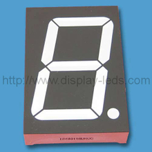 1.8 inch (45 mm) 7 segment LED Display