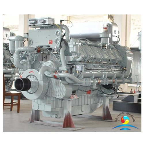 Introduction Of Different Type Of Marine Diesel Engine For Boat