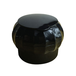 Black Plastic Grinder for Spice/Salt Mill