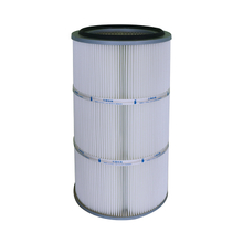 Spun Bonded Polyester Air Filter Cartridge with imported Media