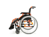 AL-002C Aluminum Alloy Lightweight wheelchair