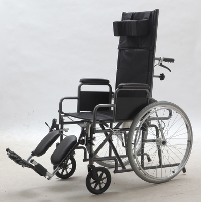 YJ-011E Functional Comfortable Reclining Wheelchair