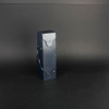 Wine Box Manufacturer Black PU leather cotton wine bags