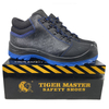 CE Approved Non Slip Puncture Proof Industrial Safety Shoes Steel Toecap