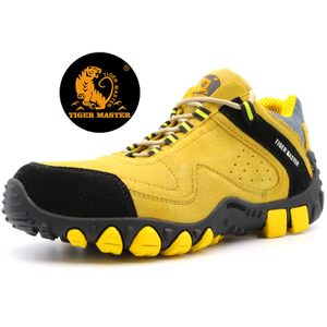 2021 New Anti Slip Outdoor Fashion Sport Safety Shoes Steel Toe Cap