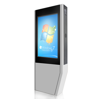 Outdoor Digital Signage LCD Display Advertising Kiosk totem media player touch screen monitor Waterproof 55inch Android