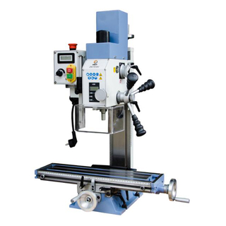 "ZAY7016V 19 2/3"" x 5 1/2"" GEAR-HEAD MILL DRILL"