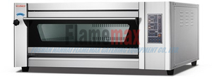 HEO-20T New Design Digital Electric Baking Oven for bread in Foshan (1-deck 3-tray)
