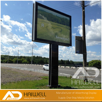 China Supplier Megaboard Sroller Light Box for Romania