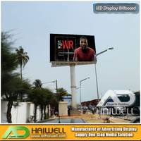 Full Color Latest Technology LED Screen Display Billboard
