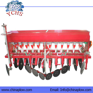 Wheat Fertilizer Drill