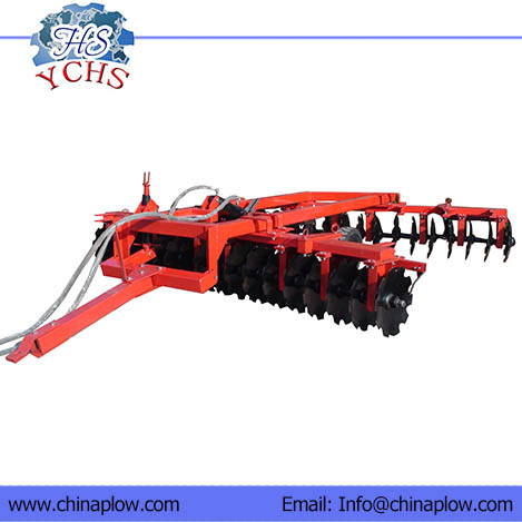 Trailed Folding Wing Disc Harrow
