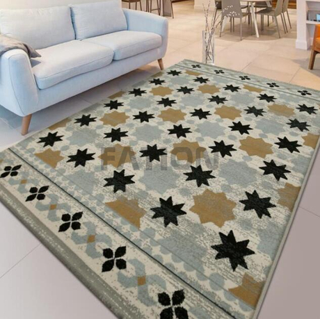 Unique Non-slip Floor Carpet Polypropylene Area Rug