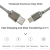 High Speed Aluminium Alloy USB Type C Cable