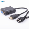 1080P Male to Female HDMI to VGA Converter Adapter