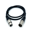 XLR 3pin Male To XLR 3pin Female Microphone Cable DMXcable Speaker Cable