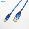 2A USB Cable for Lightning with Aluminum Shell