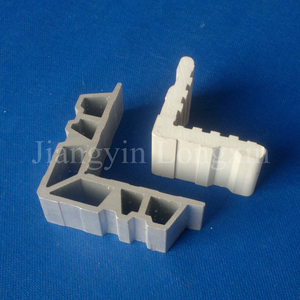 Mill Finish Connection Parts for Aluminium Casement Windows