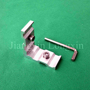 Machined Aluminium Profile for Decoration