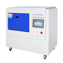Bench-top Xenon lamp aging test chamber