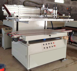 Screen Printing Machine for Non-Woven Fabric
