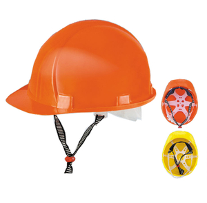 4104 ABS or PE material safety helmet