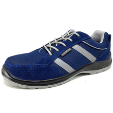 Anti Slip Metal Free Lightweight Sport Safety Shoes Composite Toe